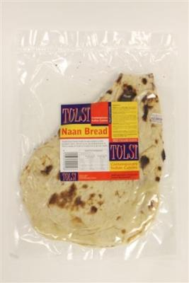 Plain Naan Bread Twin Pack